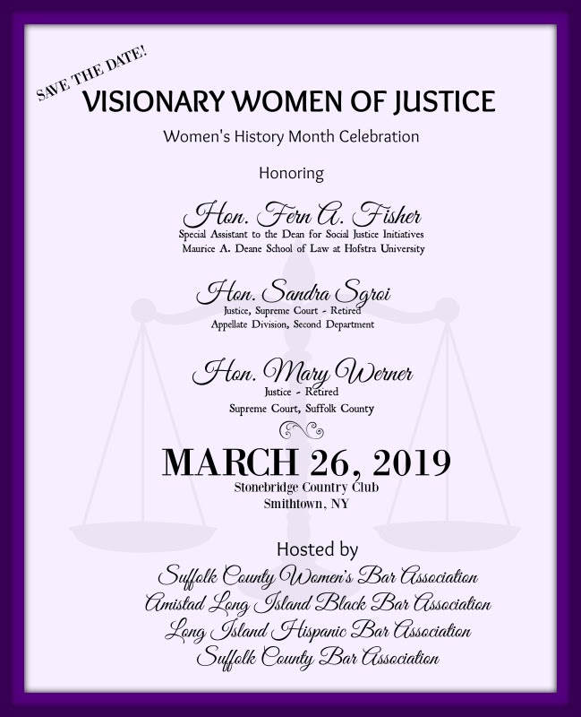 Visionary Women of Justice