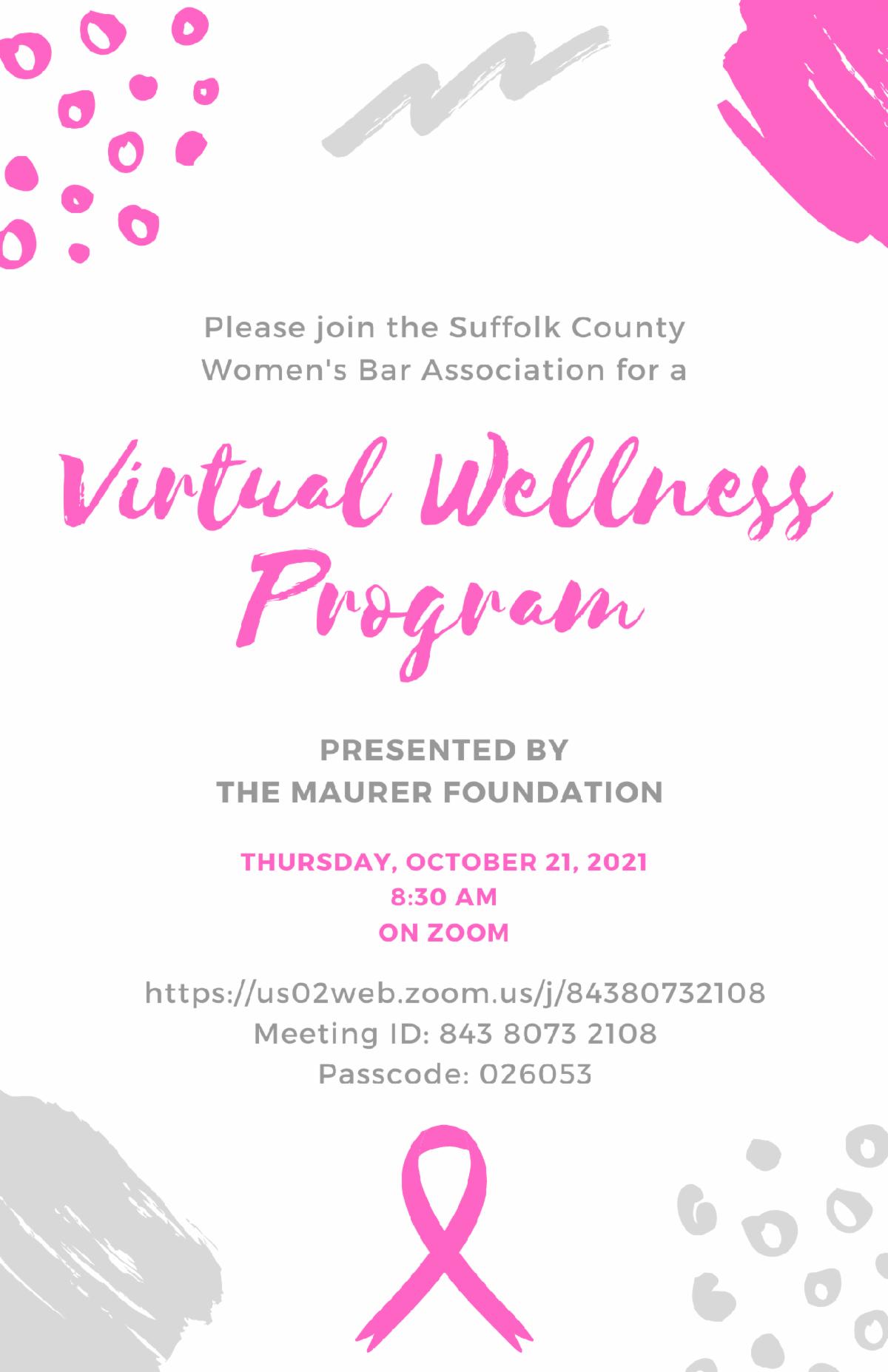 Virtual Wellness Program